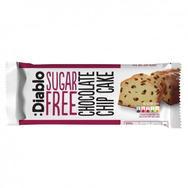 Chocolate chip cake sugar free :Diablo 200 g