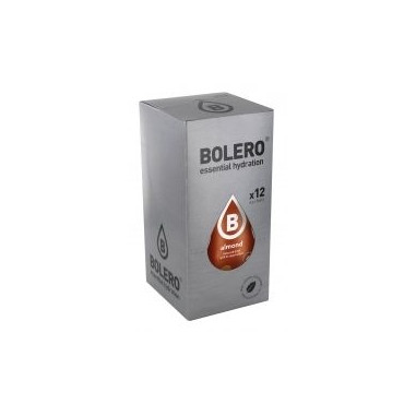 Pack de 12 Bolero Drinks Amêndoa
