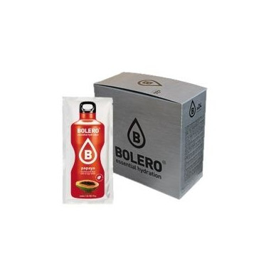 Pack de 24 Sobres Bolero Drinks Sabor Papaya
