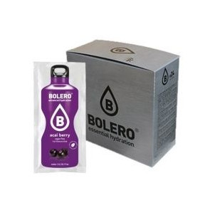 Pack 24 sobres Bebidas Bolero Bayas de Acai - 15% dto. adicional al pagar