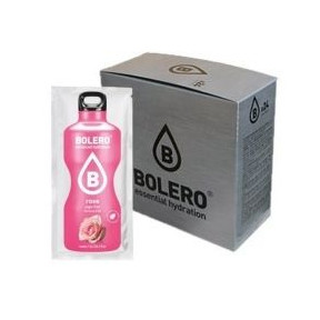 Pack 24 sobres Bebidas Bolero Rosa - 15% dto. adicional al pagar