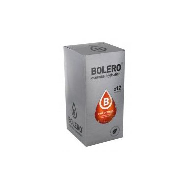 Pack 12 sachets Boissons Bolero Orange Sanguine - 10% de réduction supplémentaire lors du paiement