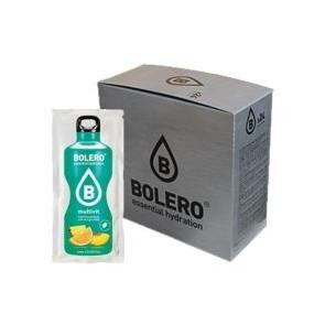 Pack 24 sobres Bebidas Bolero Multivit