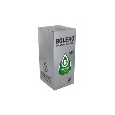 Pack 12 Sobres Bolero Drinks Sabor Waldmeister (Aspérula)