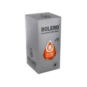 Pack 12 sobres Bebidas Bolero Naranja - 10% dto. adicional al pagar