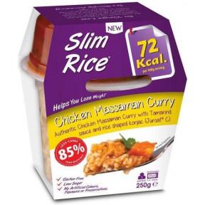 Slim Pasta Chicken Curry Massaman Rice 250 g