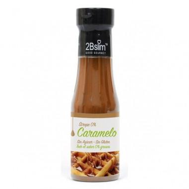 2bSlim 0% Caramel Syrup 250 ml