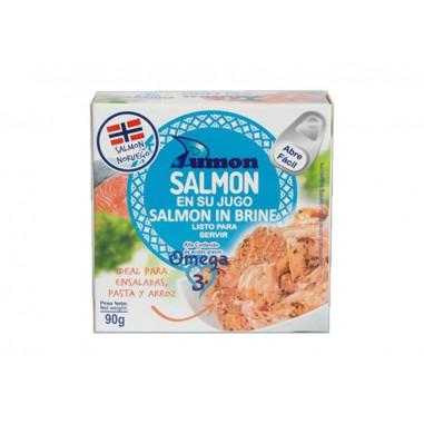 Saumon Norvégien Dumon 90 g