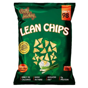 Purely Snacking Lean Chips (Nachos) Sour Cream and Onion 23 g