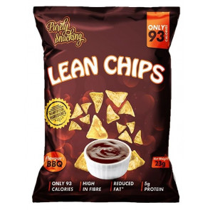 Lean Chips (Nachos Proteinados) Barbacoa 23 g Purely Snacking