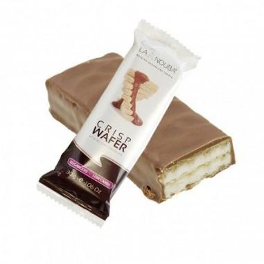 LaNouba LowCarb Crisp Wafer with belgian chocolate 30 g