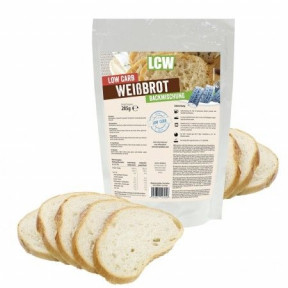 LCW 285 g low carb white bread mix