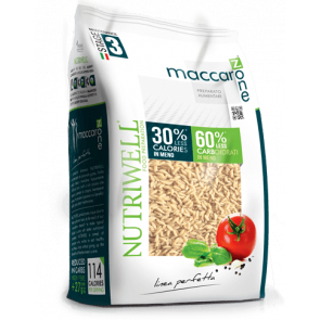 Pâtes Longues CiaoCarb Maccarozone Phase 3 Riz 500 g