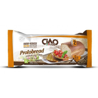 Pan CiaoCarb Protobread Fase 2 Natural 300 g
