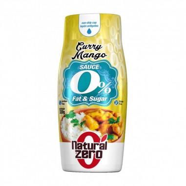 Curry-Mango Sauce Natural Zero 320g