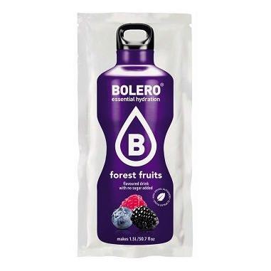 Boissons Bolero goût Fruit des Bois 9 g
