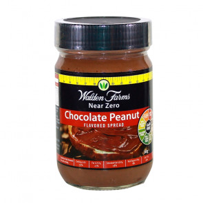 Crema de Chocolate y Cacahuete Walden Farms 340 g