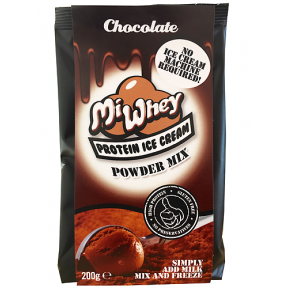 200g MiWhey lowcarb Protein Chocolate Ice Cream