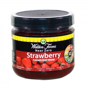 Walden Farms Strawberry Fruit Spread 340 g