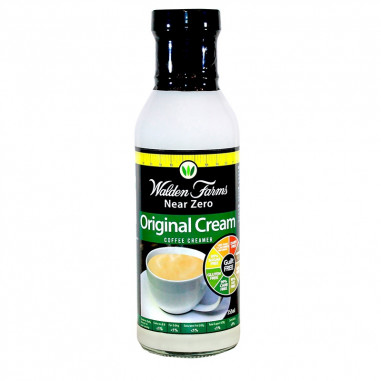 Crema para Café sabor Original Walden Farms 355 ml