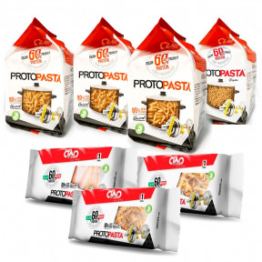 Pack Varié de Pâtes Phase 1 CiaoCarb