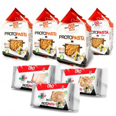 Pack Variado de Pasta CiaoCarb Fase 1