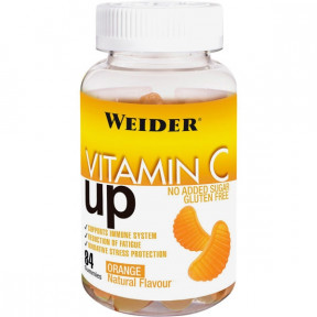 Vitamin C Up de Weider 84 bonbons