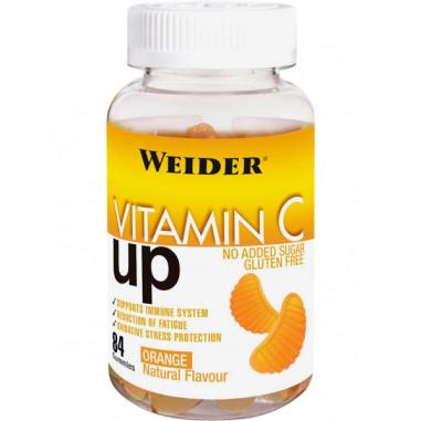 Vitamin C Up de Weider 84 gominolas