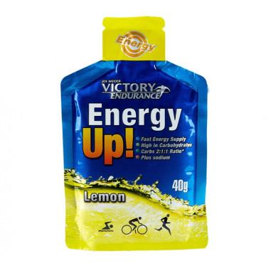 Energy Up! Gel 40 g Victory Endurance limão