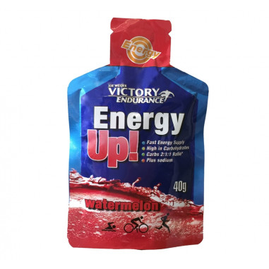 Energy Up! Gel 40g Victory Endurance Pastèque