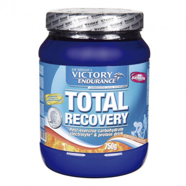 Total Recovery 750g Orange Mandarine Victory Endurance