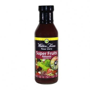 Walden Farms Super Fruits Balsamic Vinaigrette 355 ml