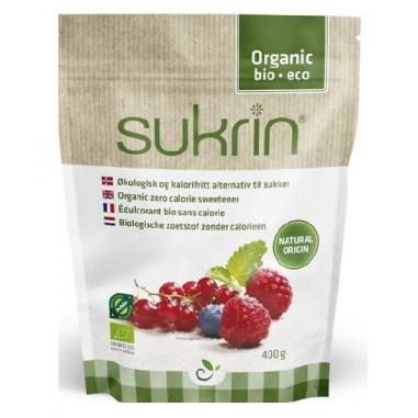 Sukrin Granulado Bio 400 g