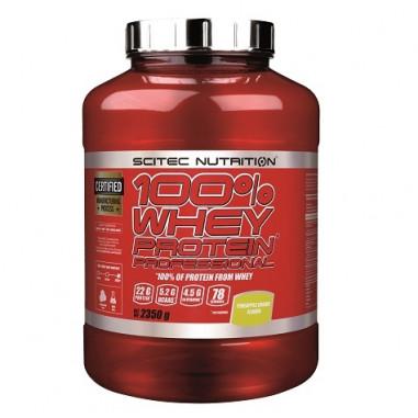 100% Whey Professional Scitec Nutrition Pineapple Cream 2350 g