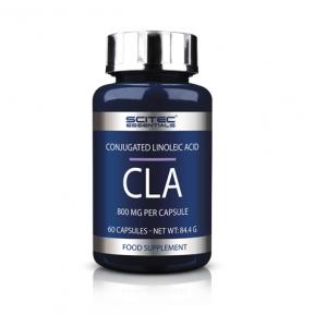 Scitec Nutrition CLA Acide Linoléique Conjugué 60 Capsules