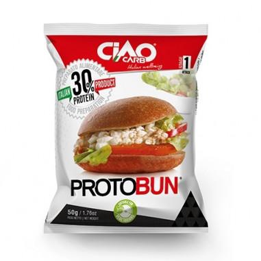 CiaoCarb Plain Protobun Stage 1 Bread Rolls 1 unit 50g