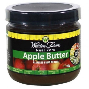 Mermelada de Manzana Walden Farms, 340 g
