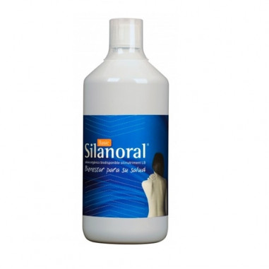 Silanoral Basic Silicium Organique Biodisponible 1000 ml