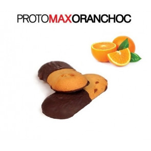 Biscoitos CiaoCarb Protomax Oranchoc Etapa 1 Laranja - Chocolate 42 g