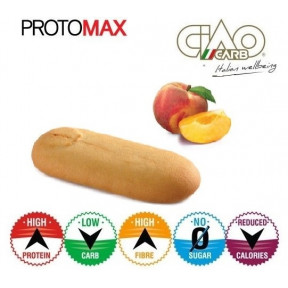 Pack de 10 Biscuits CiaoCarb Protomax Phase 1 Pêche