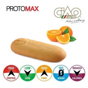 Pack de 10 Biscuits CiaoCarb Protomax Phase 1 Orange