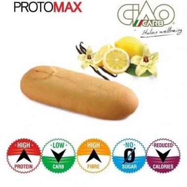 Pack de 10 Biscoitos CiaoCarb Protomax Etapa 1 Baunilha - Limão