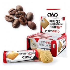 Pack de 10 Biscuits CiaoCarb Protobisco Phase 1 Café