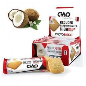 Pack de 10 Biscoitos CiaoCarb Protobisco Etapa 1 Coco
