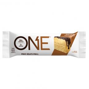 Bar Oh Yeah! ONE sabor Bolo de Chocolate com Manteiga de Amendoim 60 g