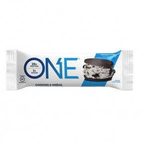 Barrita Oh Yeah! ONE sabor Cookies and Creme 60 g