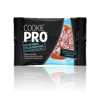 Alevo Cookie Pro Cocoa Covered in Dark Chocolate 13,6 g