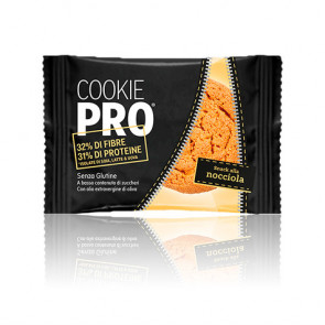 Galleta Cookie Pro Avellanas Alevo 10 g