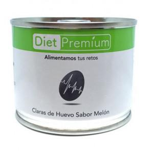 Claras de Huevo con Melón en Lata Diet Premium 125 g