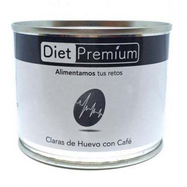Clara de Ovo com Café Enlatada Diet Premium 125 g